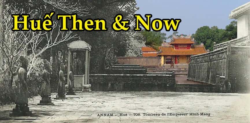 Hue history then and now grit tour
