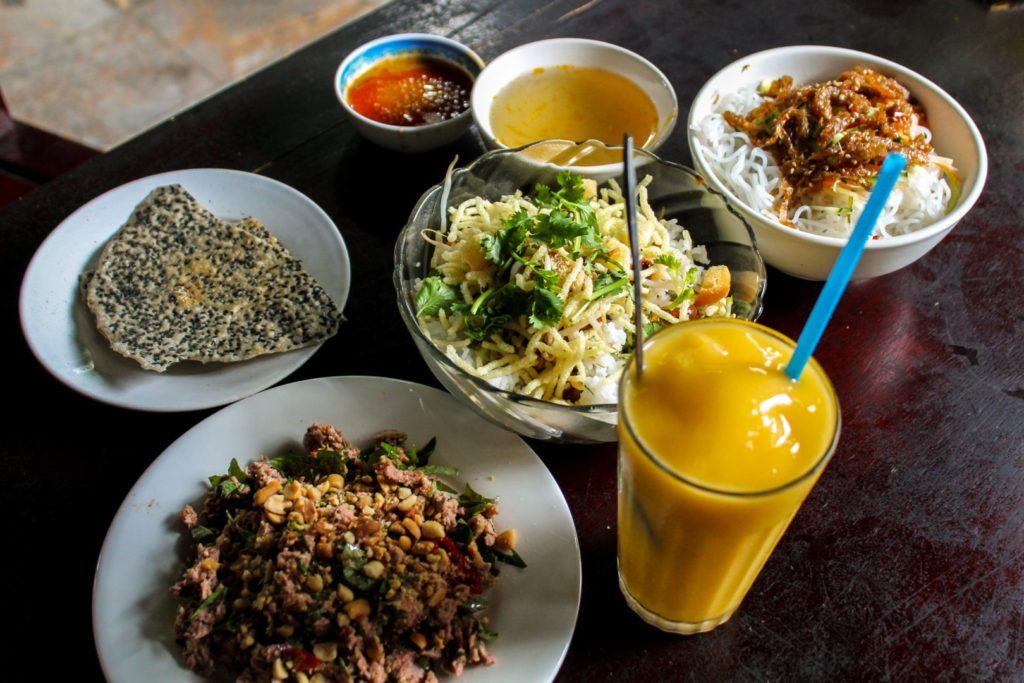 vegetarian vietnam