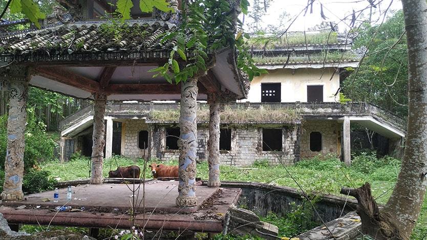 Ngo Dinh Can buddhist crisis dark tourism vietnam