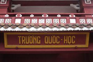 quoc hoc sign